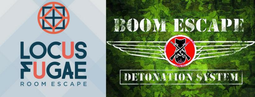 «Boom escape» / Locus Fugae (Alicante)
