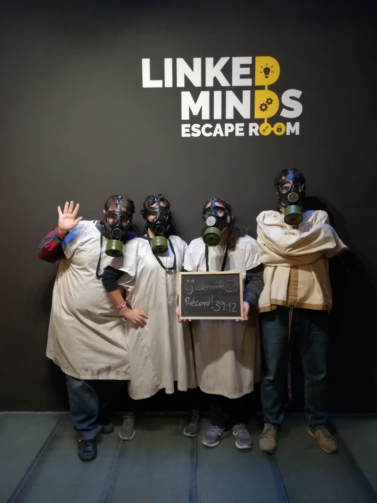"""""""En las sombras del hospital"""" de Linked Minds (Madrid)"""