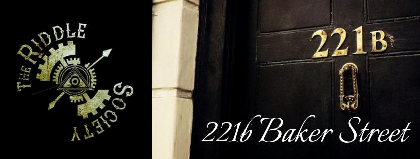 «221B Baker Street» / The Riddle Society (Madrid)
