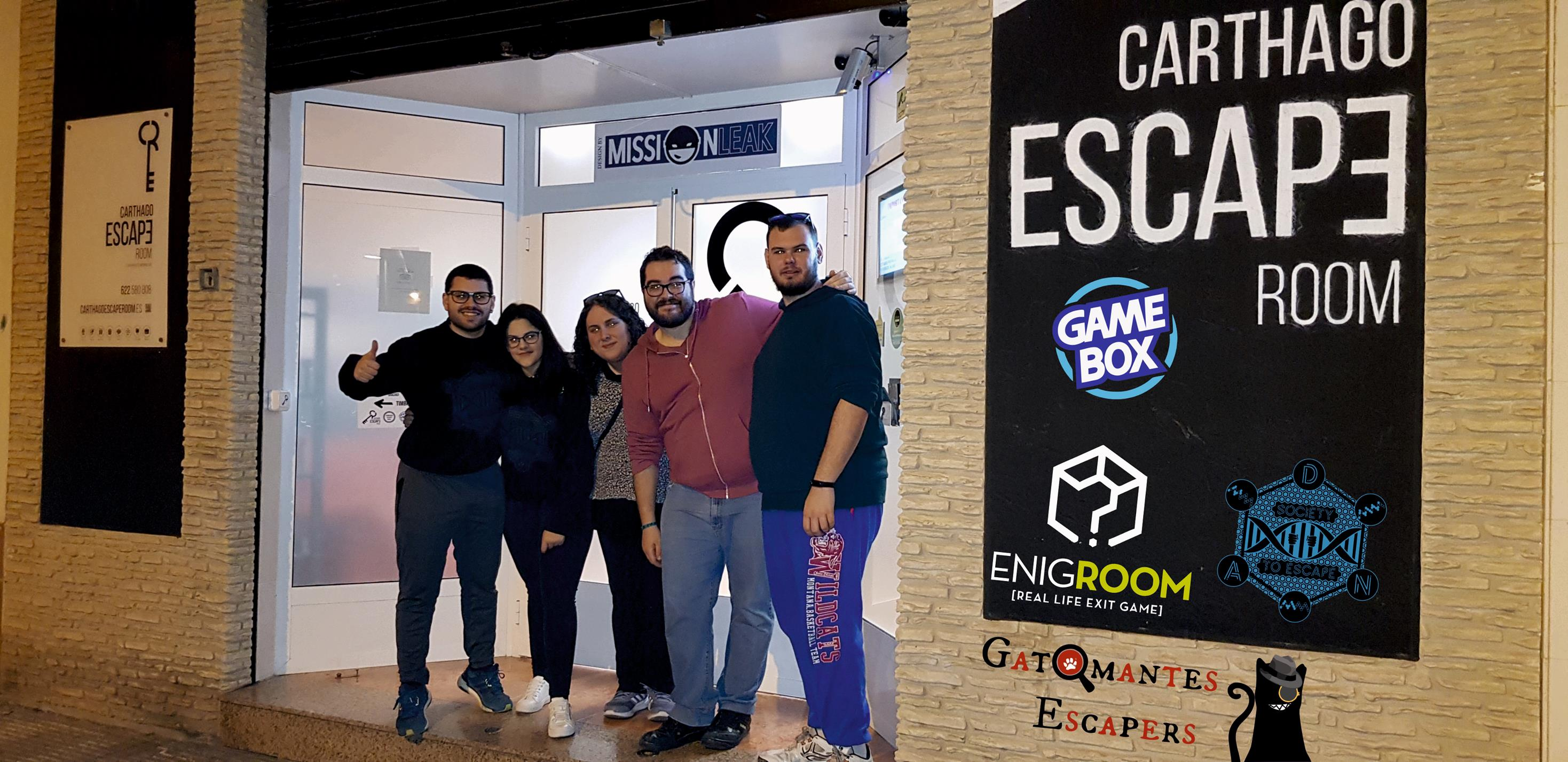 Game Box (Carthago Escape Room)