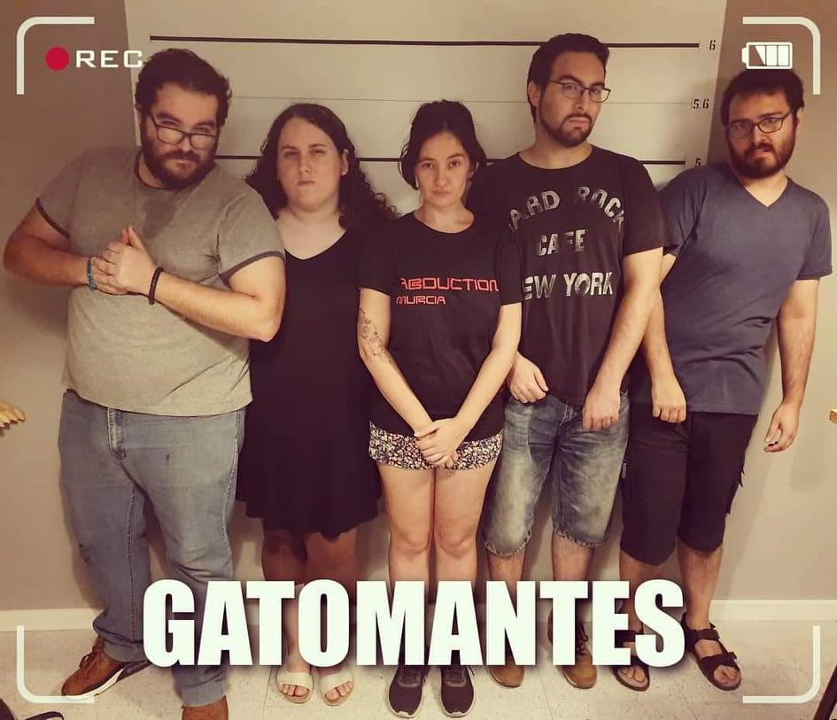 """""""La maldición del Romea"""" / Escape Diem (Murcia)"""