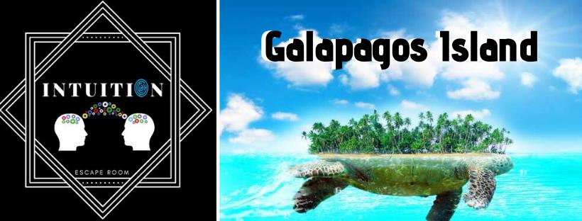 «Galápagos Island» de Intuition Escape Room (Madrid)