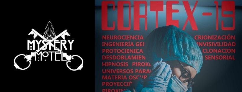 «101 Cortex 19» de Mystery Motel (Murcia)