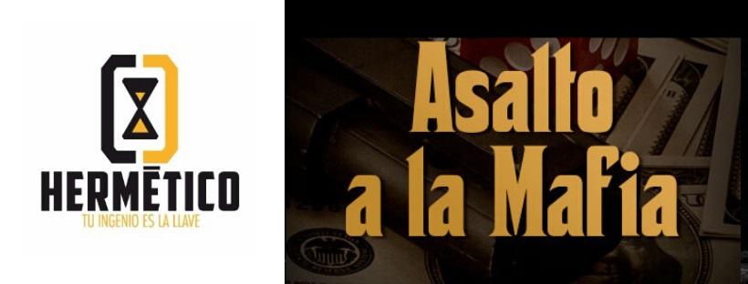 «Asalto a la mafia» de Hermético (Madrid)