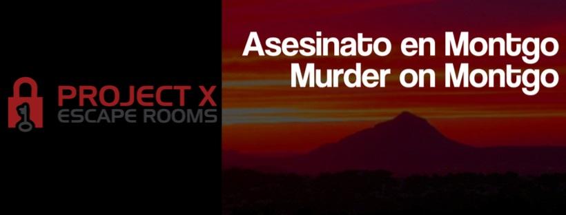 """""""Asesinato en el Montgó"""" de Project X (Jávea)"""