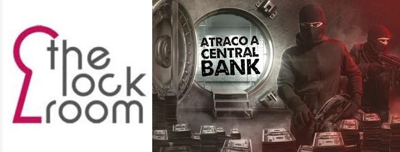 «Atraco a Central Bank» de The Lock Room (Valencia)