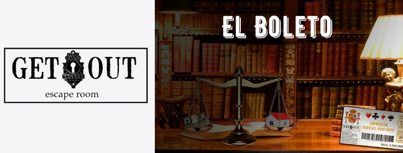«El boleto» de Get Out (Valencia)