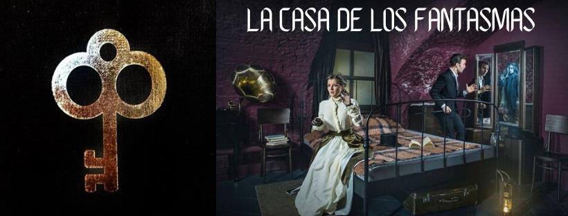 «La casa de los fantasmas» de Claustrophobia (Valencia)