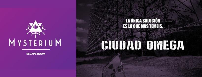 «Ciudad Omega» de Mysterium (Murcia)