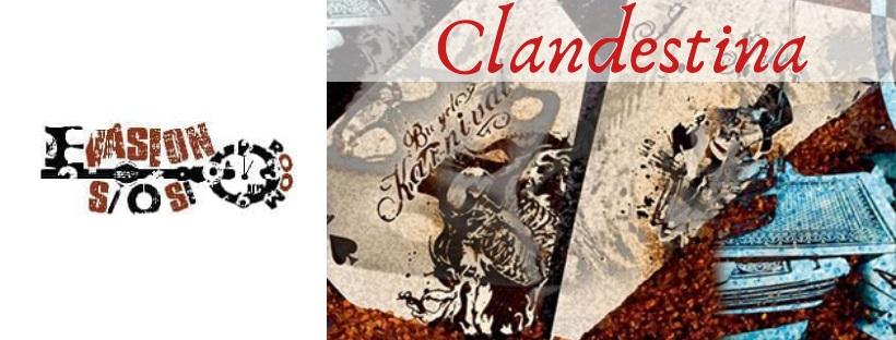«Clandestina» de Evasión sí o sí (Madrid)