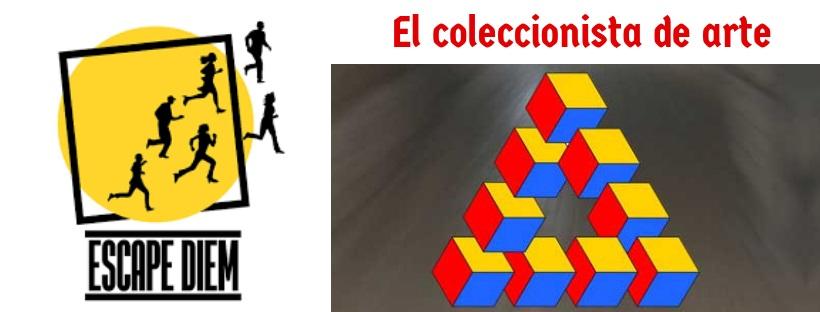 «El coleccionista de arte» de Escape Diem (Murcia)