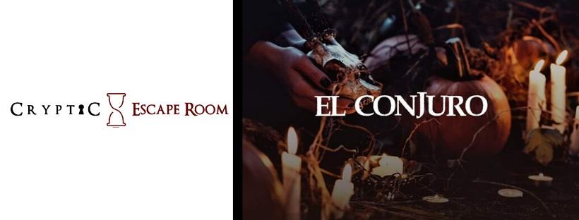 «El conjuro» de Cryptic (Molina de Segura)