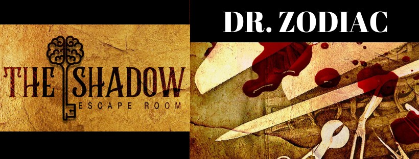 «Dr. Zodiac» de The Shadow Escape Room (Murcia)