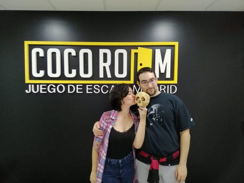 """""""El Enigma de Goya"""" de Cocoroom (Madrid)"""