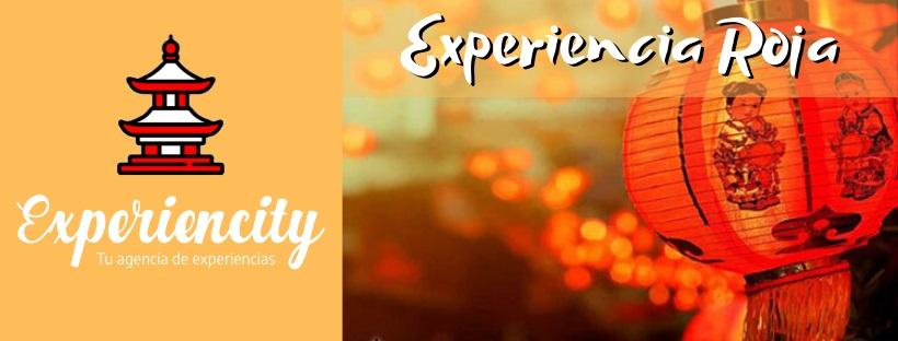 «Experiencia roja» de Experiencity (Madrid)