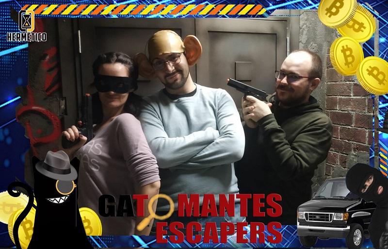 """""""Asalto a la mafia"""" de Hermético (Madrid)"""