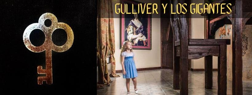 «Gulliver y los gigantes» de Claustrophobia (Valencia)