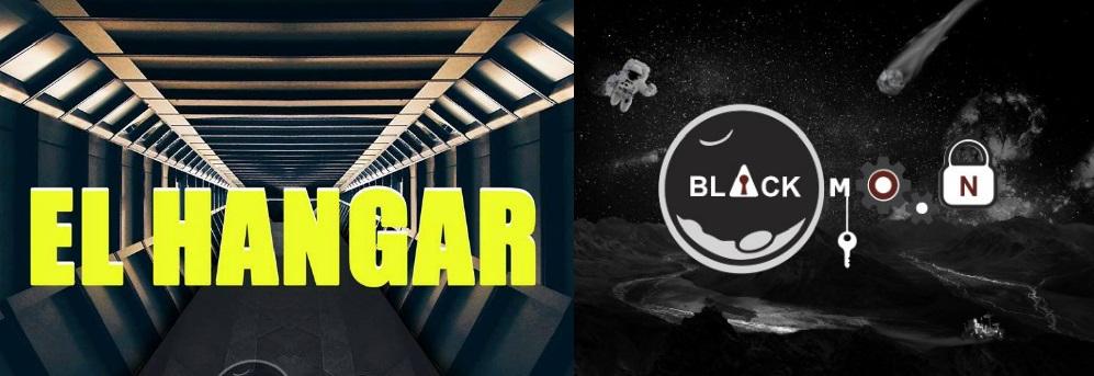 «El hangar» de Blackmoon Escape Room (Elche)