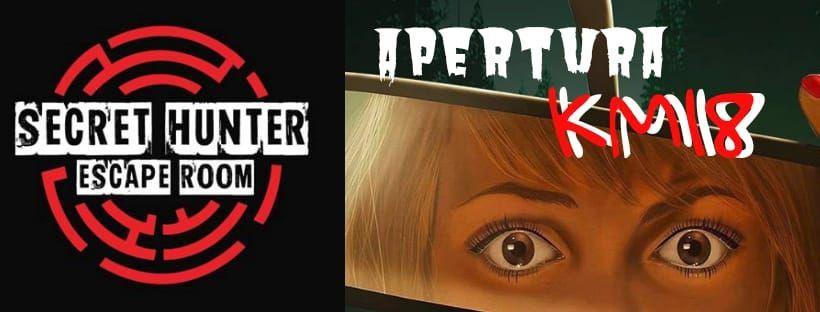 "Apertura de ""Km 18"" de Secret Hunter en Alicante"