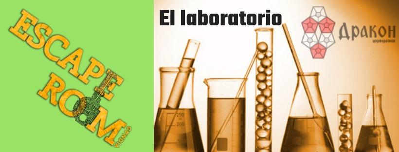 «El laboratorio» de Escape Room Gandía (Gandía)