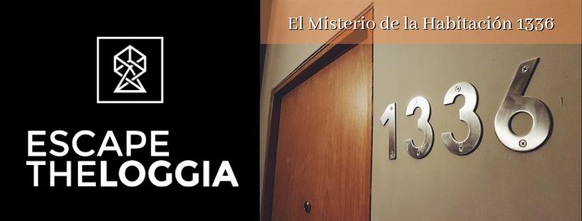 «El misterio de la habitación 1336» de Escape The Loggia (Madrid)
