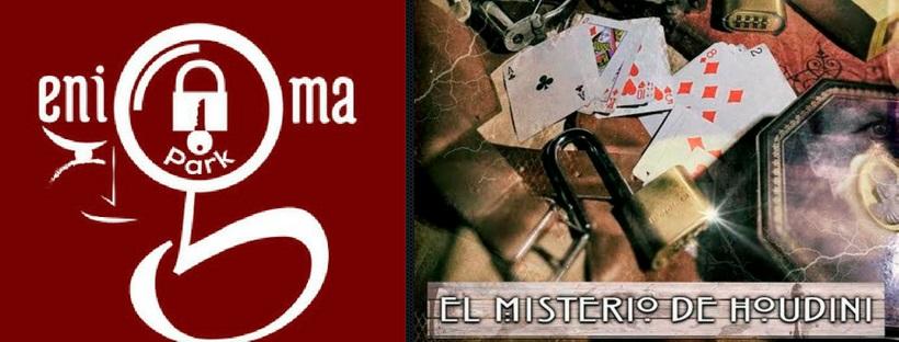 «El Misterio de Houdini» de EnigmaPark (Elche)