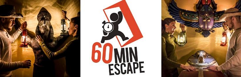 «El misterio de la momia» de 60Min Escape Room (Alicante)