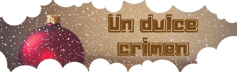 Juego web un dulce crimen