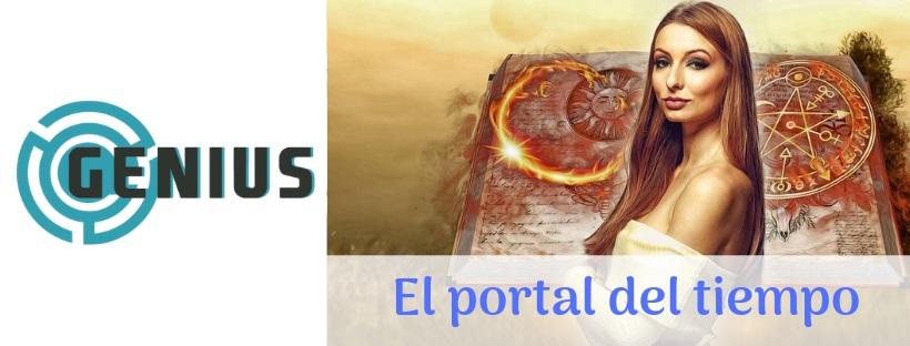«El portal del tiempo» de Genius Escape Room (Valencia)