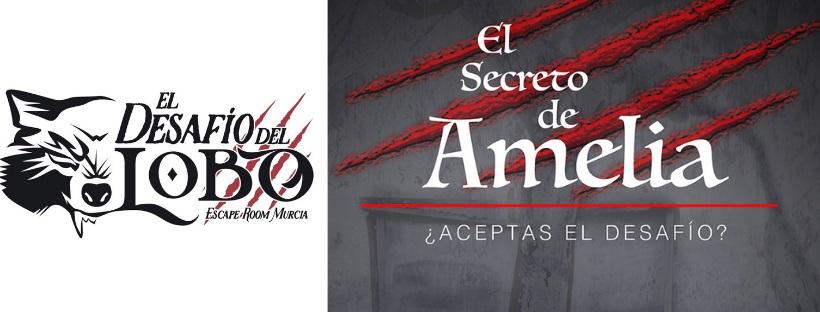 «El secreto de Amelia» de El desafío del lobo (Murcia)