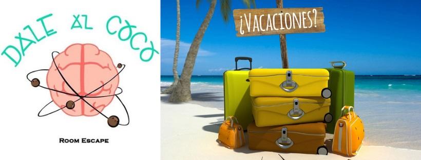 «¿Vacaciones?» de Dale al Coco (Madrid)