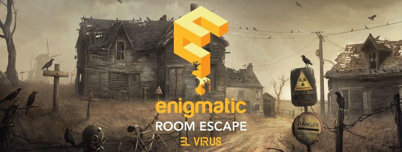 «El Virus» de Enigmatic Room Escape (Murcia)