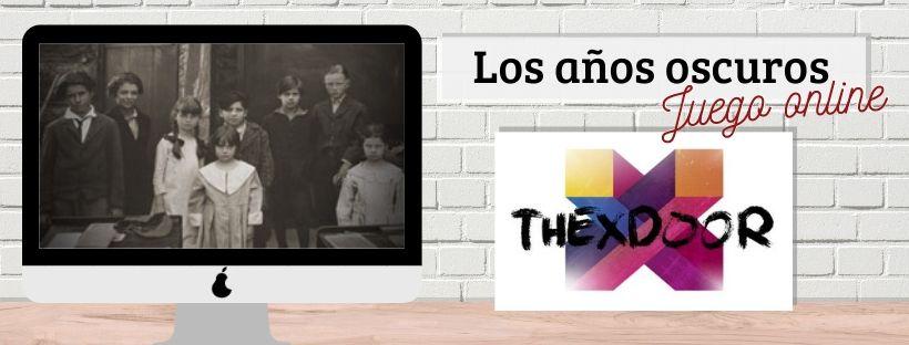 «Los años oscuros» de The X Door (Online)