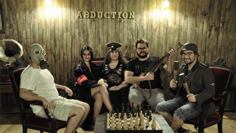 """""""La caída del régimen"""" de Abduction"""