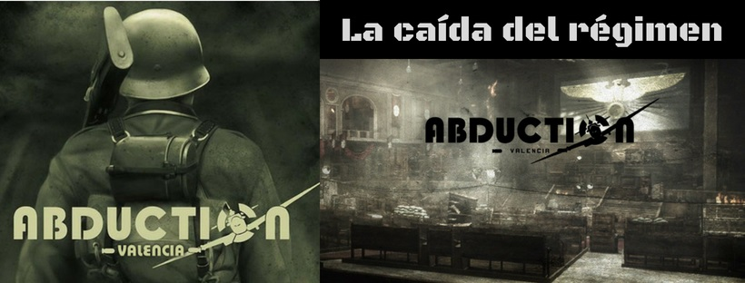"""""""La caída del régimen""""de Abduction (Valencia)"""