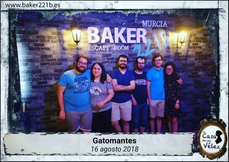 """La casa de los Vélez"" de Baker 221B (Aljúcer, Murcia)"