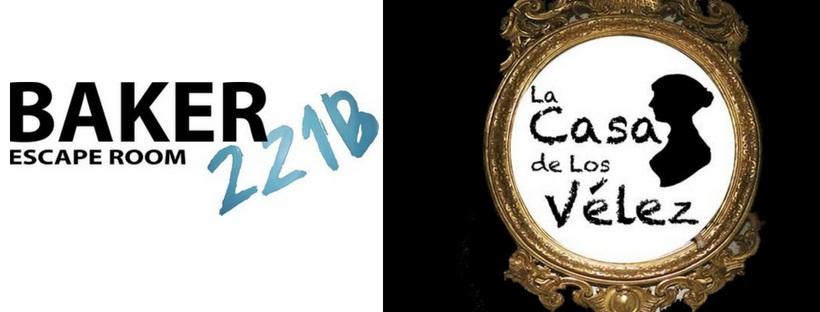 """""""La casa de los Vélez"""" de Baker 221b Escape Room (Aljúcer)"""