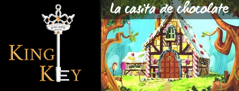 «La casita de chocolate» de King Key (Molina de Segura)