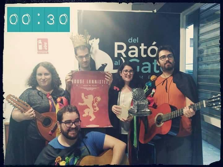 """""""Los chicos de la tuna"""" de Del Ratón al Gato (Alicante) [SALA CERRADA]"""