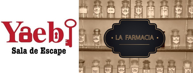 «La Farmacia» de Yaebi Escape Room (Madrid)