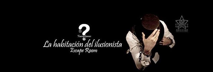 «La habitación del ilusionista» de Funny Games (San Vicente)