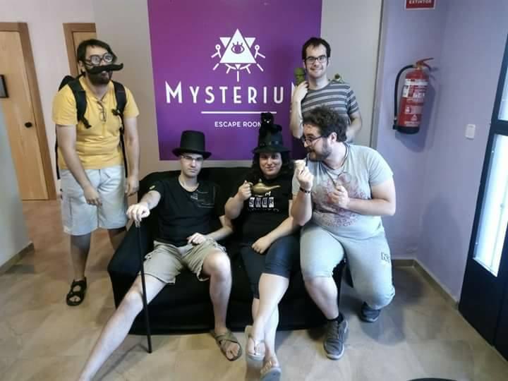 «Magia negra» de Mysterium