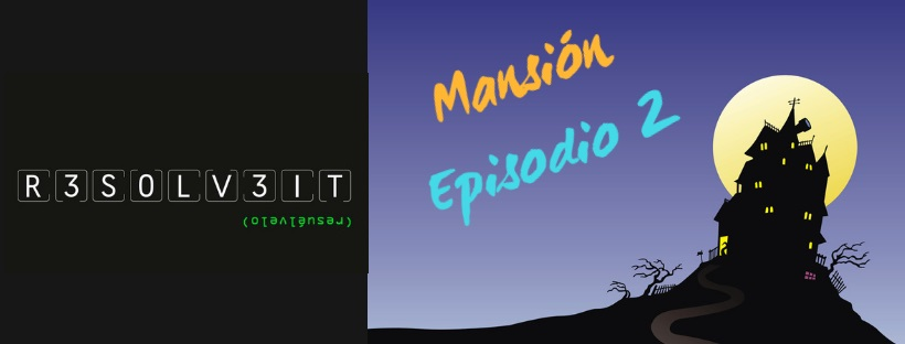«Mansión: Episodio 2» de Resolve it (Madrid)