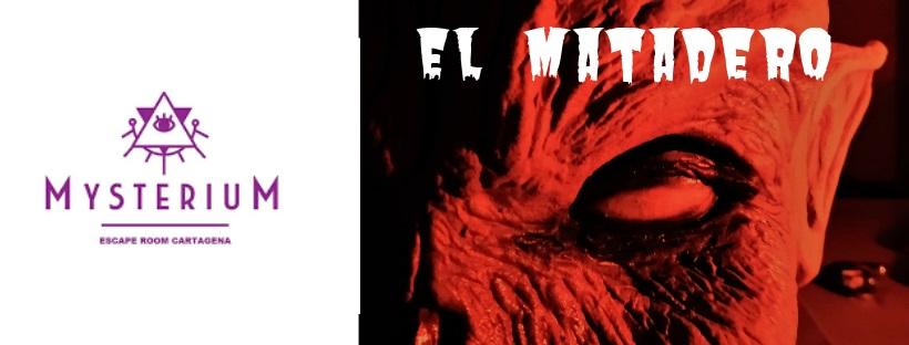 «Matadero» (con actor) de Mysterium (Cartagena)