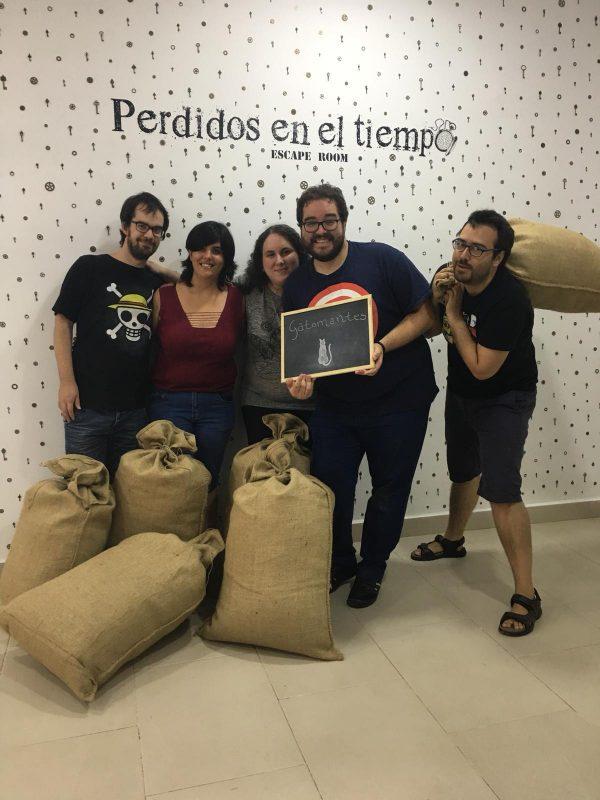 «Matmurah» de Perdidos en el tiempo (Murcia)