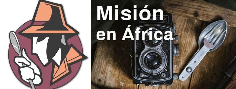 """""""Misión en África"""" de Connecting Clues (Xàtiva)"""