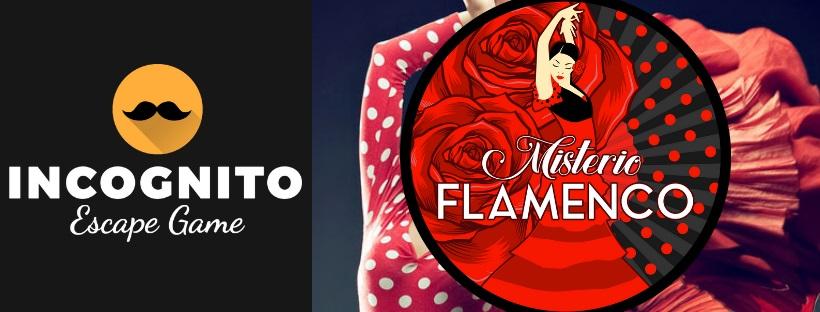 «Misterio Flamenco» de Incógnito Escape Game (Madrid)