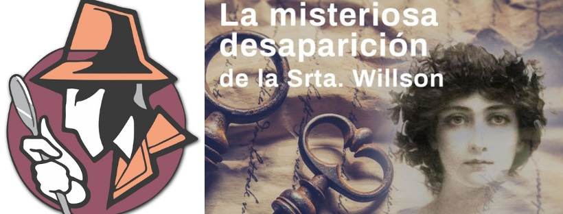«La misteriosa desaparición de la Srta. Willson» de Connecting Clues (Xàtiva)