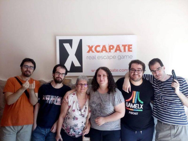 """Foto de «Operación """"Corleone""""» de Xcapate (Alicante)"""