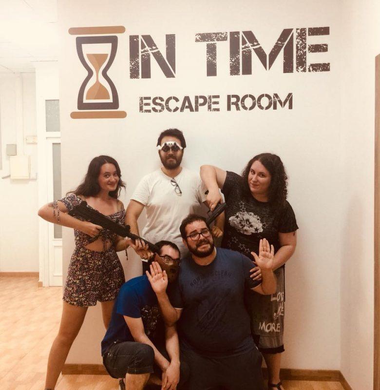 "Foto de ""Operación KRAKEN"" de In time Escape Room (Santa Pola)"
